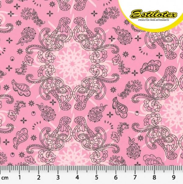 Estampado bandana rosa 29342