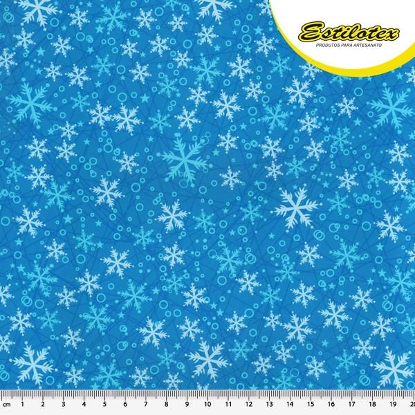 Estampado flocos frozen 29568