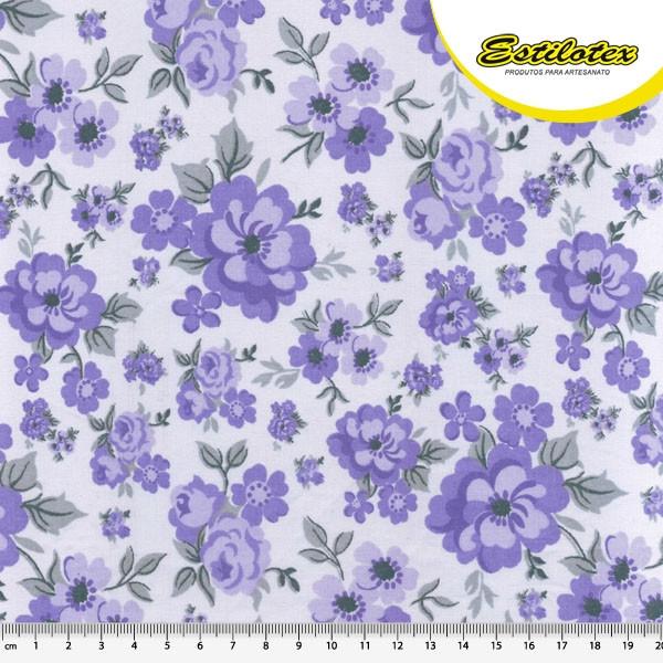 Estampado lila lilas 1009