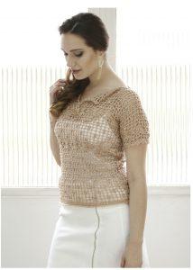 Foto Blusa Linha Princesa moda