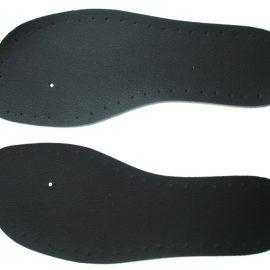 Sola EVA com palmilha 8mm preto