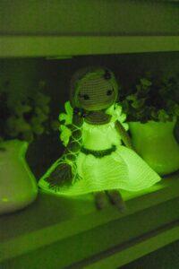 Linha Amigurumi Glow Círculo 50gr